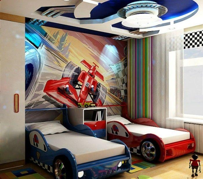 Kinderzimmer einrichten: tolle Ideen zum Thema Kinderzimmer für zwei ...