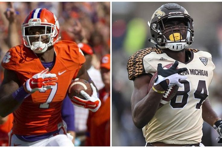 2017 NFL Draft Ranking the Top 5 Wide Receivers 4/8/17 - The Grueling Truth