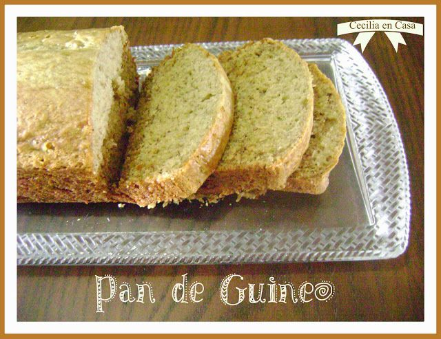 Pan de Guineo To do rush