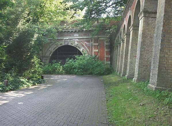 Disused Stations: Crystal Palace Tunnels