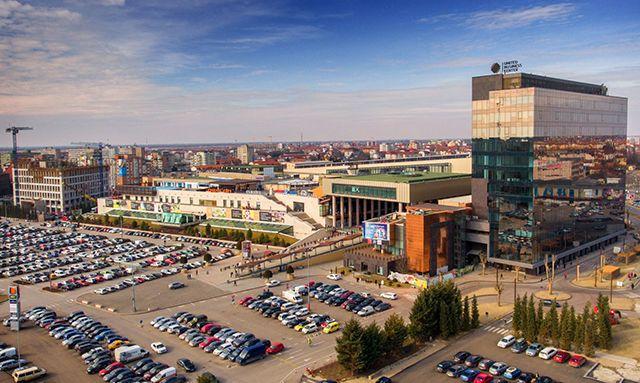 O parcare pe sase niveluri va fi construita langa Iulius Mall | timisoaraazi