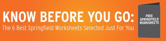 Going on a Springfield Student Tour? Prepare your students with these worksheets.
