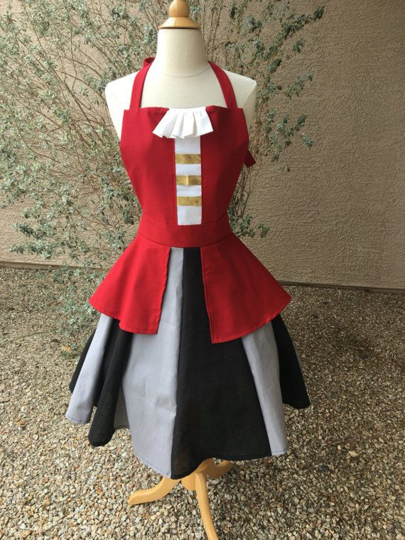 Hey, I found this really awesome Etsy listing at https://www.etsy.com/listing/514942099/queen-amina-costume-apron-dress