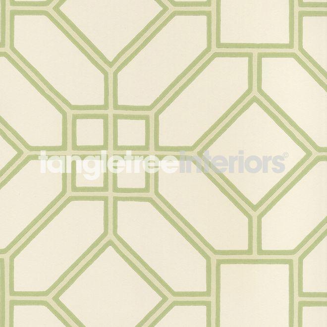 Veranda Trellis wallpaper from Zoffany - 311343 - Leaf