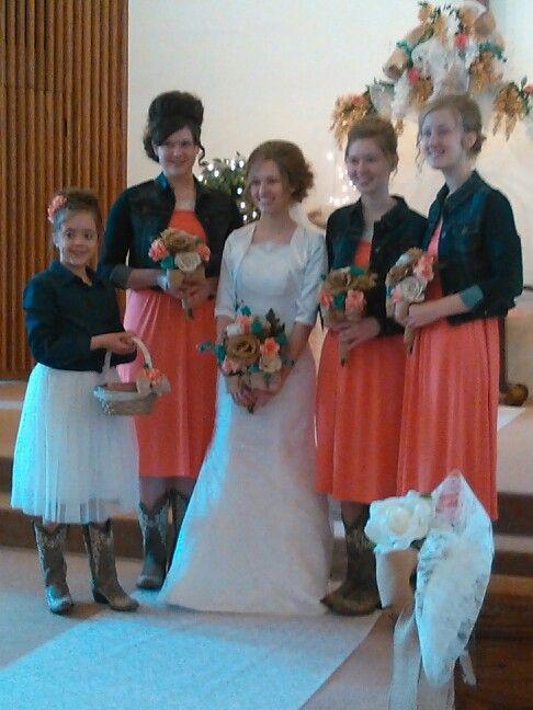 Pentecostal wedding