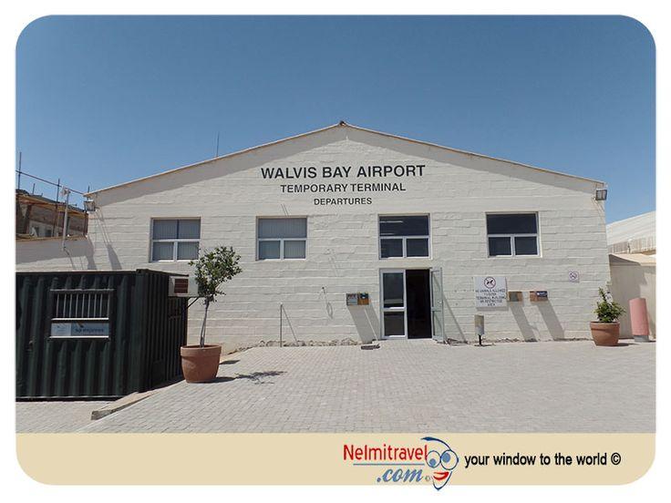 Walvis Bay Airport Review – Namibia. #walvisbay #namibia #africa #airport #travel #travelblogger #nelmitravel
