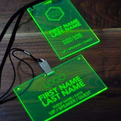 laser-engraved-green-conference-badges-product
