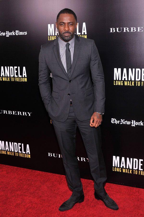 Idris Elba is so dapper!