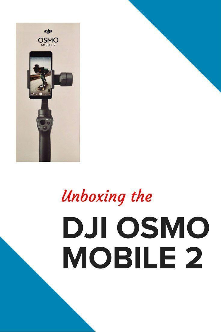 DJI Osmo Mobile 2   iPhone Gimbal   iPhone Video   Unboxing Video   Unboxing the DJI Osmo Mobile 2 #iphonexunboxing,