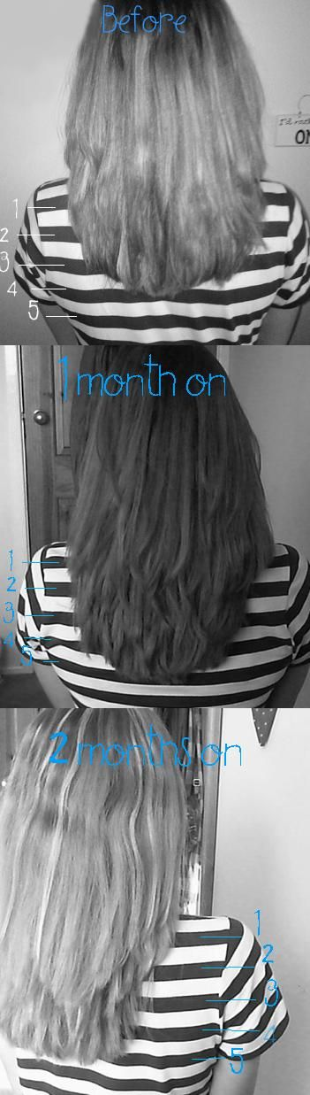 Hattie's Hideaway: Lee Stafford Hair Growth Treatment - 2 Months on and a Review