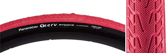 Panaracer T-Serv ProTite Folding BLACK Bike Tire 700 x 28c  Road Fixed Racing