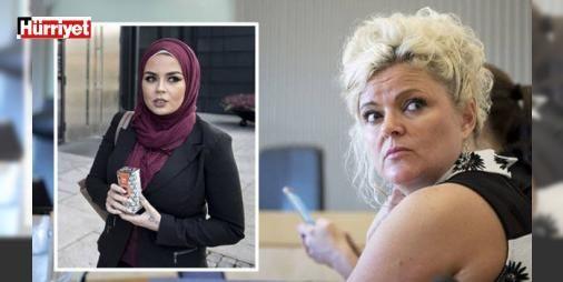 Türbanlı kadını kabul etmeyen Norveçli kuaföre para cezası: Türbanlı kadın müşterisine hizmet vermeyi reddeden Norveçli kuaför Merete Hodnenin davası bugün Norveç mahkemesi tarafından karara bağlandı.