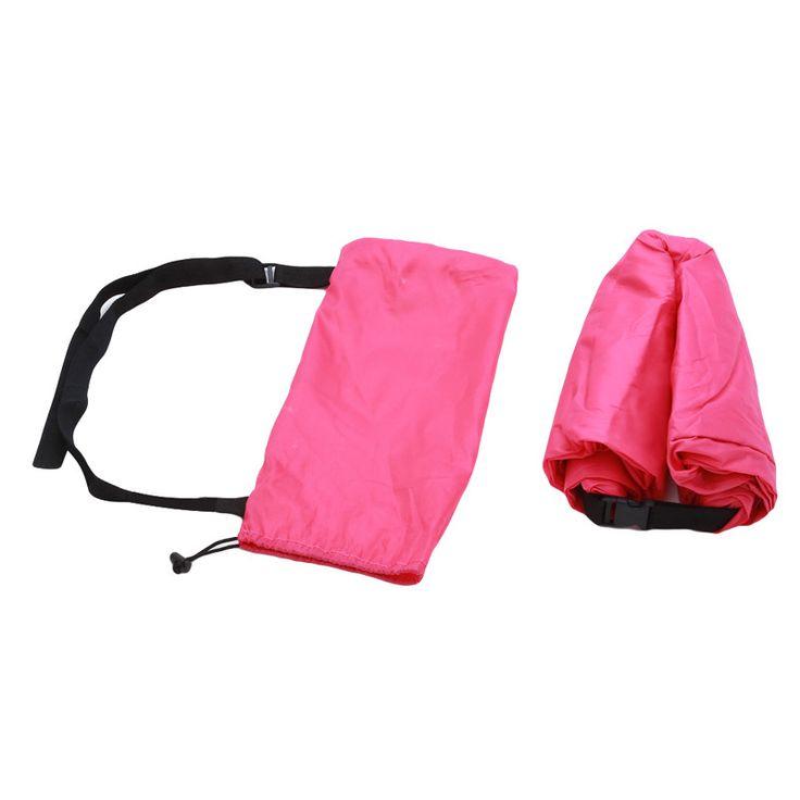 Beach Portable Outdoor Inflatable Bone Furniture Sofa Hammock Sleeping Bag Camping Air Bed Nylon LazyBed Saco De Dormir EJ878786