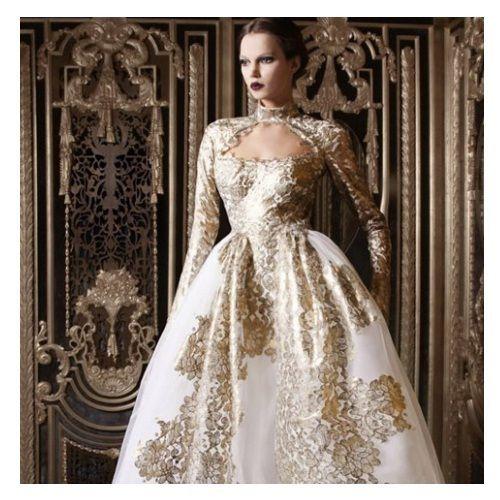 Victorian Wedding Dres...