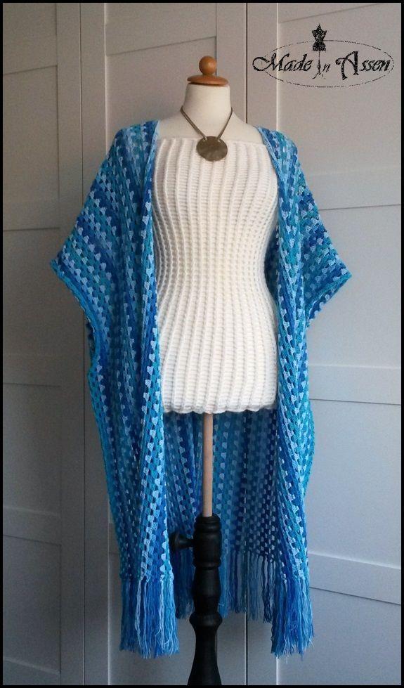 Crochet Cardigan Diagram Easy Granny Plus Size Crochet Projects