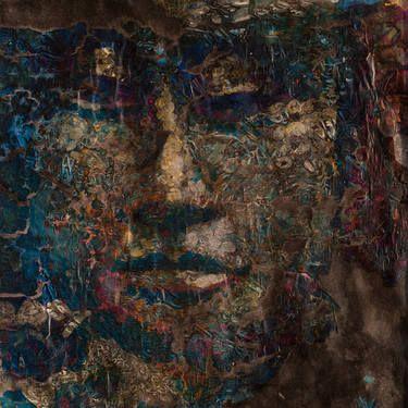 "Saatchi Art Artist Anna Felföldi; Painting, ""Dreaming of you"" #art"