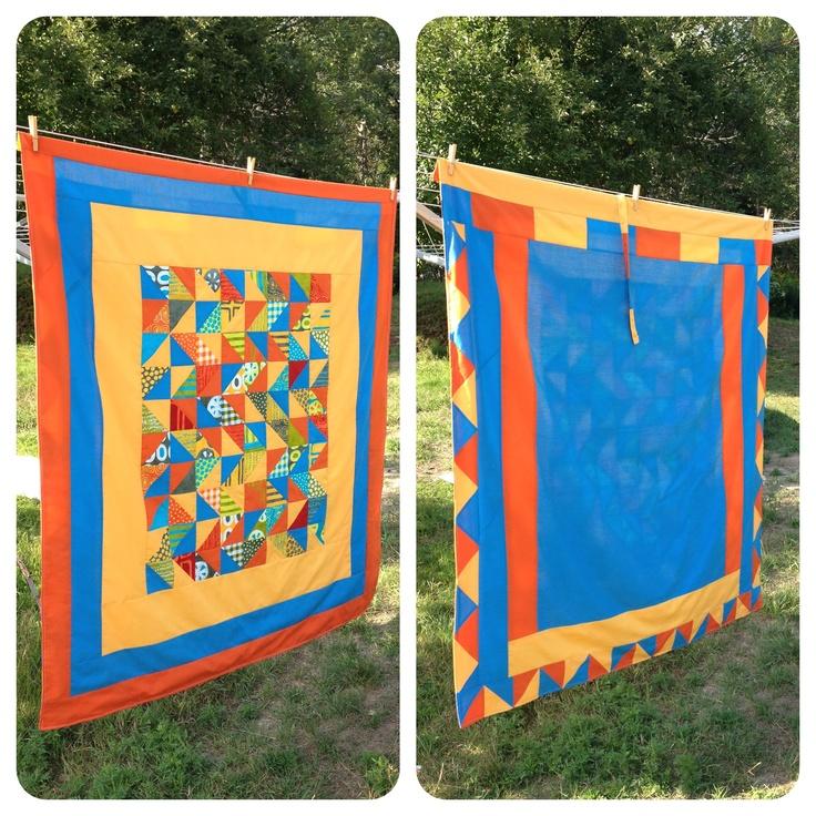 Summer-weight quilt