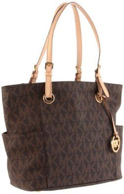 MICHAEL Michael Kors Signature Tote. 100% Authentic. Choose Standard at checkout for delivery by December 24.