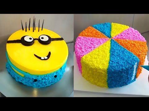 Top 30 Amazing Birthday Cakes Decorating Ideas Cake Style 2018