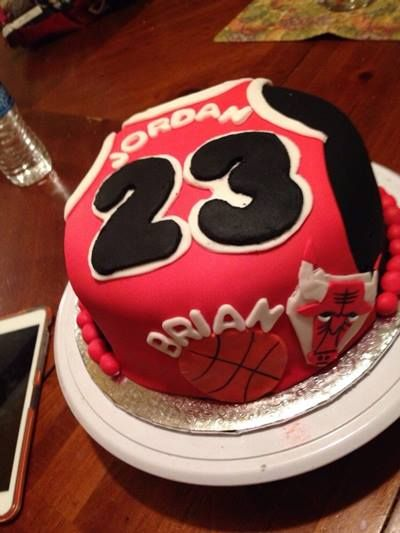 25 Best Ideas About Michael Jordan Cake On Pinterest