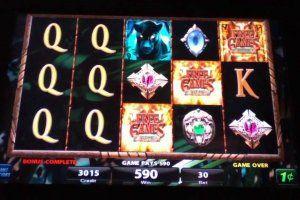 Las vegas penny slots free
