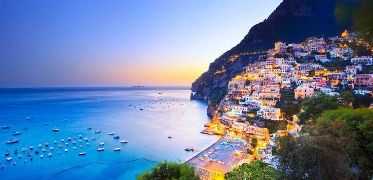 De Amalfikust in zuid-Italië | De mooiste stadjes | Reistips en foto's
