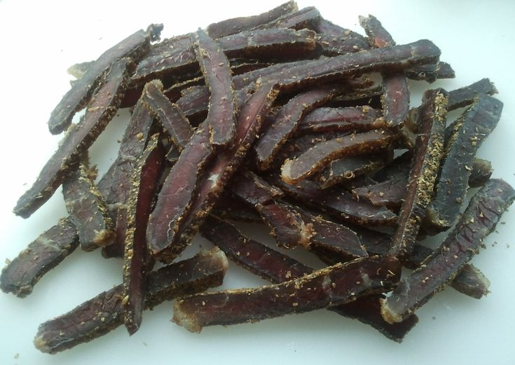 How to Make Biltong - Preserve Recipes  How to Make  Biltong is a type of jerky that is made in South Africa