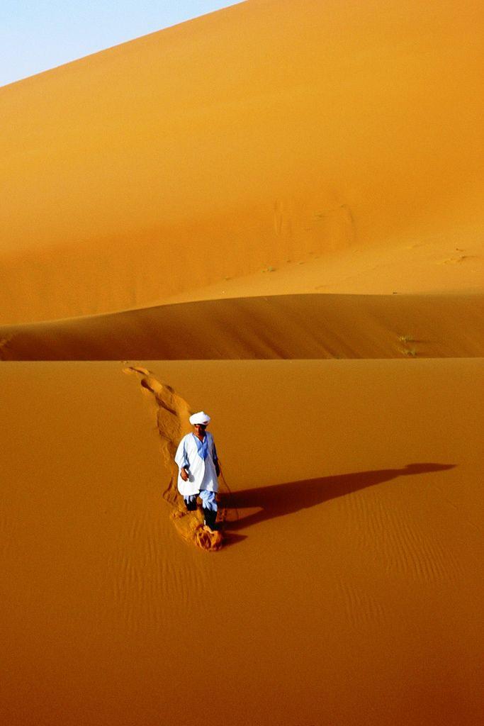 サハラ砂漠 <モロッコ観光・旅行おすすめ見所>
