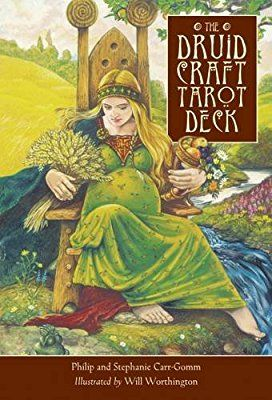 At a time when we seek closer connection with the natural world, The Druid Craft Tarot Deck invites us to celebrate the earth and the rhythm of her seasons. This acclaimed deck created by practising Druids combines the two great streams of Western pagan tradition--Wicca and Druidry. Its powerful images have emerged from a vast store of teachings and story-telling rooted in the past, and also from the ancient concepts of numerology, which have provided the artist, Will Worthington, with…