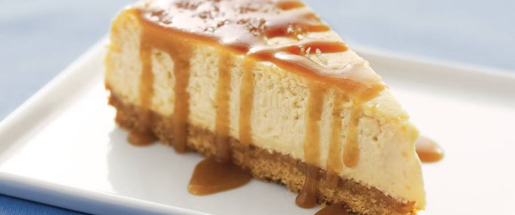 For a special-occasion dessert, this sweet and salty cheesecake can't be beat. Your guests will be impressed!