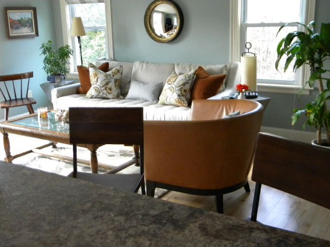 Interior decorating halcyon heroine portfolio for Beach glass interior designs