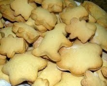 Receitas de Biscoitos Deliciosos: BISCOITOS DE MANTEIGA