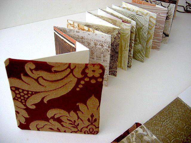 Venice Artist's Book - 2 Artist Sandi Rigby