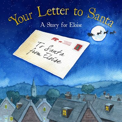 Your Letter to Santa Personalized Book :: For That Occasion