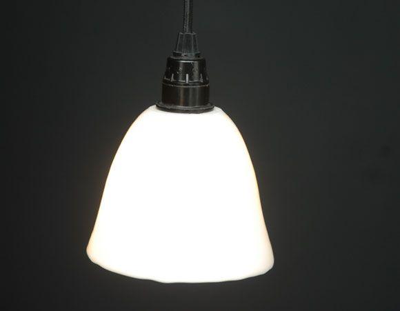 Emery cie lumieres a suspendre lampes modèles verre simples · petitespagelampsdrinkware