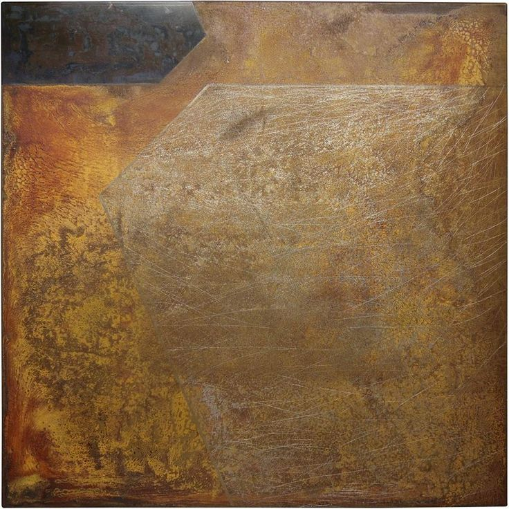 Rust Painting 17 by Amer. www.amerart.com  #rustpainting #oxidationart #artonsteel #artonmetal #amerrust