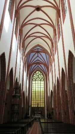 Gothic- St. Mary Magdalene Church: Poland