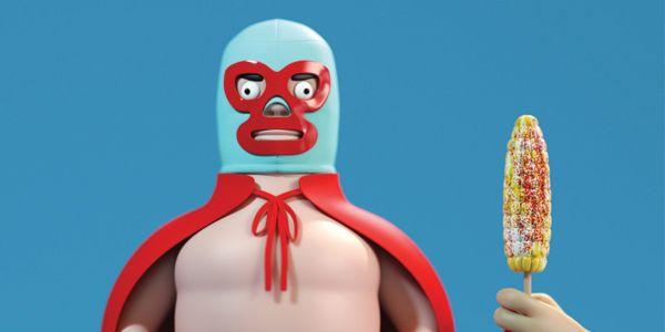 A Large Evil Corporation es el nombre de un estudio de diseño y animación ubicado en Bath, Reino Unido. Esta agrupación, que no es ni grande ni malvada, se especializa en la creación de ilustraciones 3D que asemejan juguetes coleccionables de vinil.