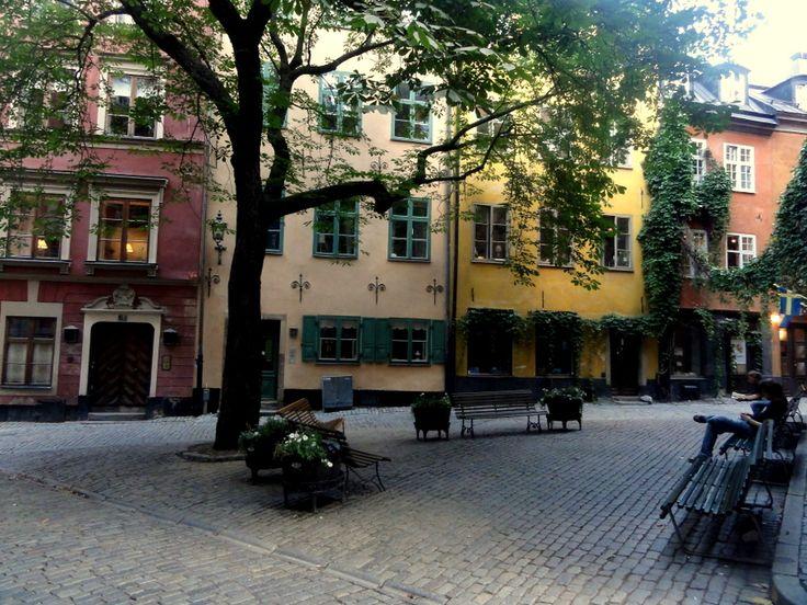 Travel & Lifestyle Diaries: Köpmantorget (Merchant's Square) in Gamla Stan, Stockholm