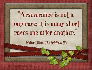 10 Motivational Quotes to Encourage Christian Men: Motivational Words: Perseverance in Hardship Is the Hallmark of a Christian