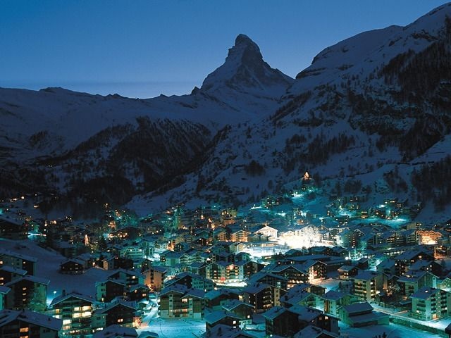 favorite place on earth! Zermatt, Switzerland