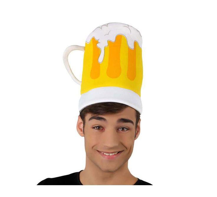 #Gorro de #cerveza. #saintpatrick #stpatrick #sanpatricio #disfraces #disfrazzes #costume #costumes #beer
