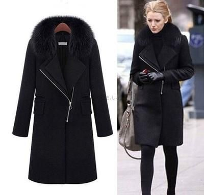 Купить зимнее женское пальто шерстяное