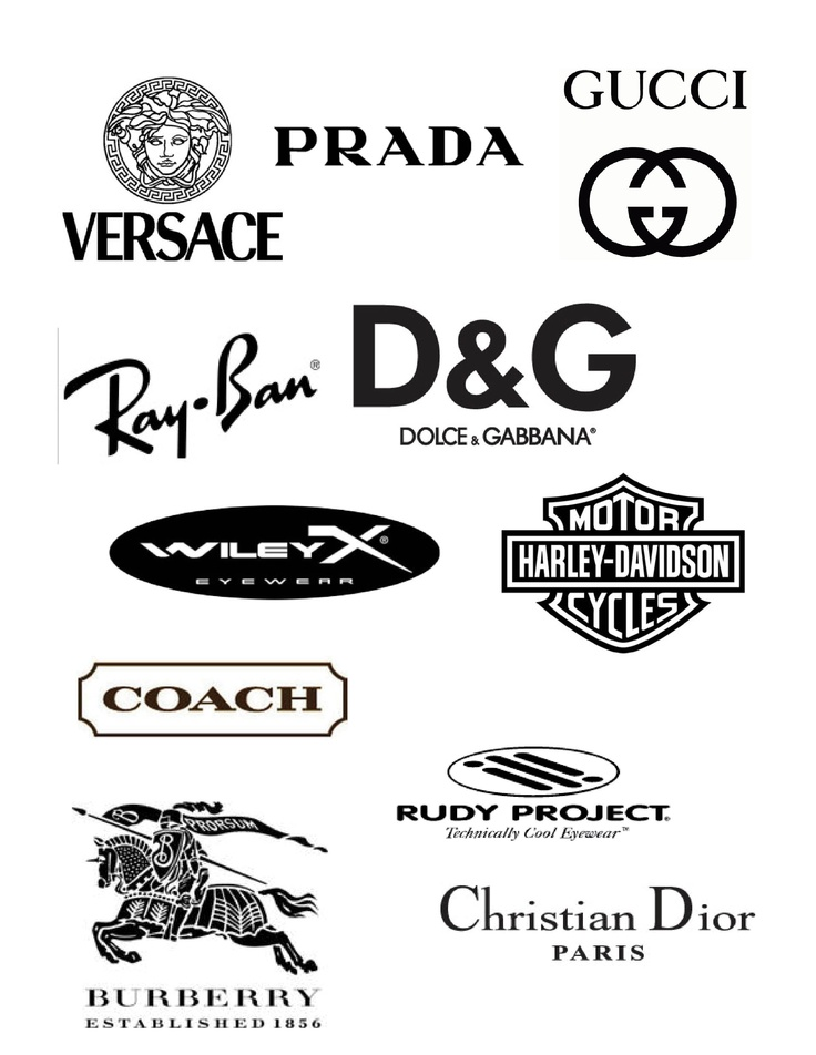 Top 10 Fashion Logos - The Best Clothing Brand Design 26