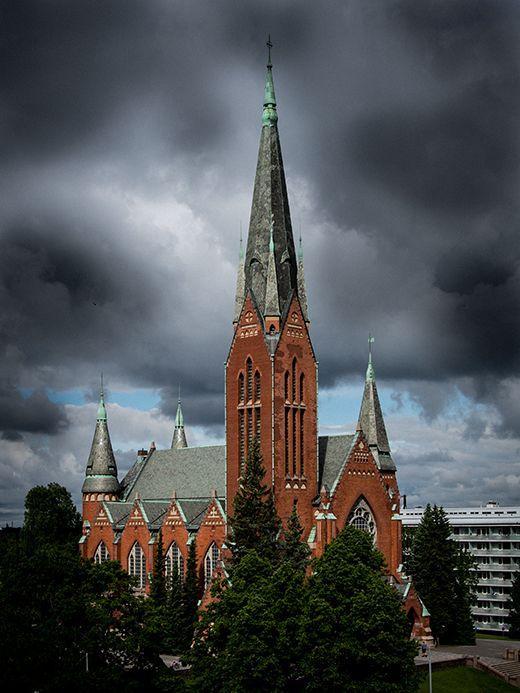 Mikaelin Kirkko, Turku