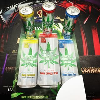 Totally Hemp Crazy's Rocky Mountain High Energy Drink(R) Receives Trademark From US Patent Office | StockPumper.com