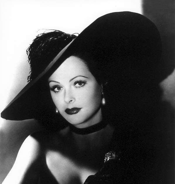 """Hedy Lamarr was an Austrian-American actress, celebrated for her great beauty, who was a major contract star of MGM's """"Golden Age"""". But her crowning achievement is being co-inventor of an early technique for spread spectrum communications and frequency hopping, necessary for wireless communication from the pre-computer age to the present day. Basically she is the Mother of WiFi and basically all radio and telecommunications. I salute her as a shero.  - bendrix"""