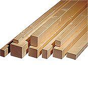 Rahmenholz (250 x 3,4 x 3,4 cm, Fichte/Tanne, Gehobelt) | BAUHAUS