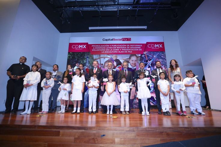 Fortalecerá Gobierno CDMX protección ciudadana con Ley de Desarme Voluntario
