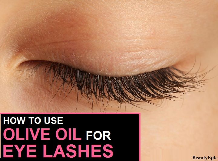 Olive oil is known for its ability to improve skin and hair health. Here the using of olive oil for eyelashes as a natural agent for long and thick lashes
